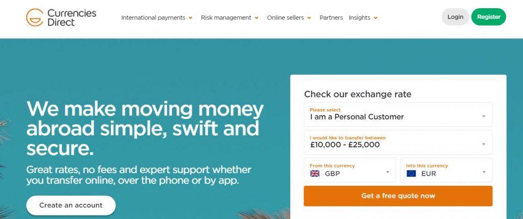 virtual bank account UK