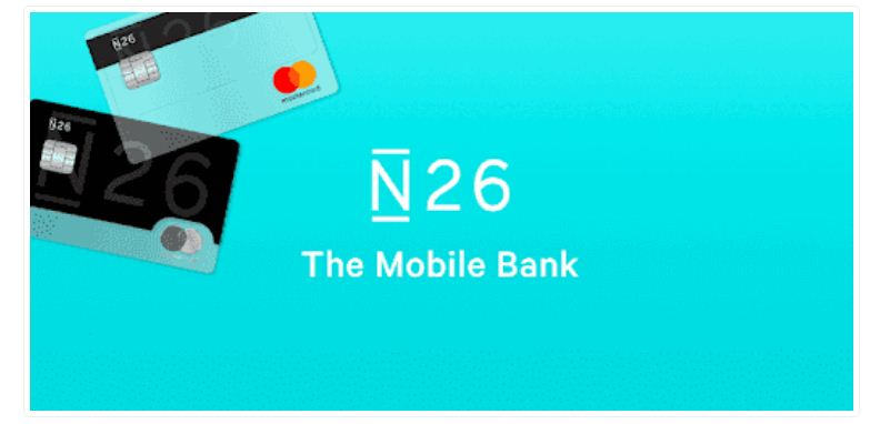 N26 non resident account