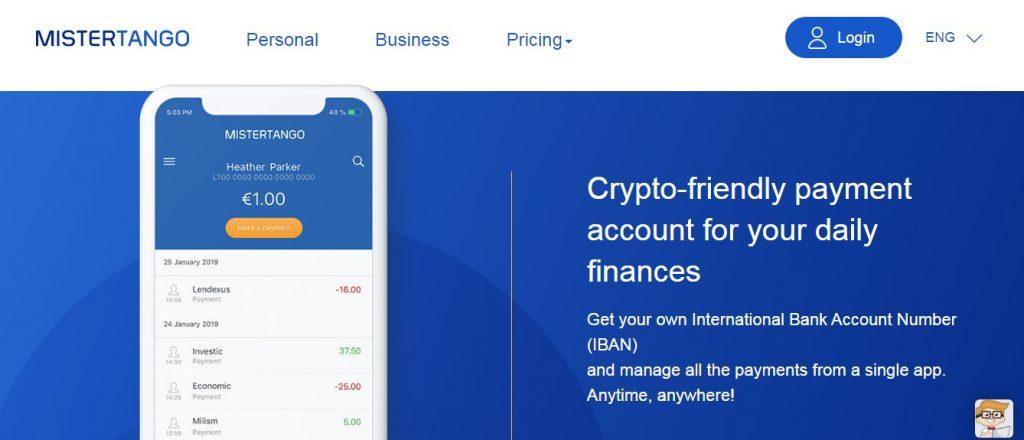 virtual bank IBAN