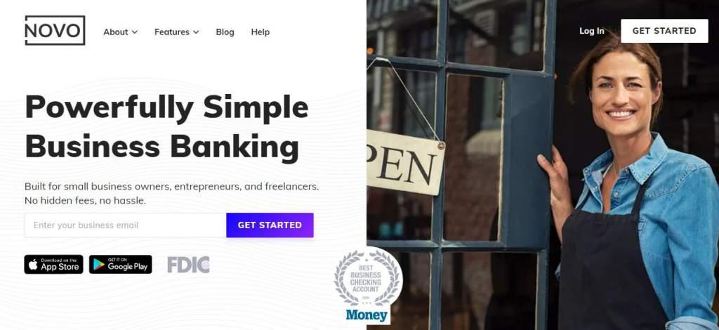 virtual business bank account USA