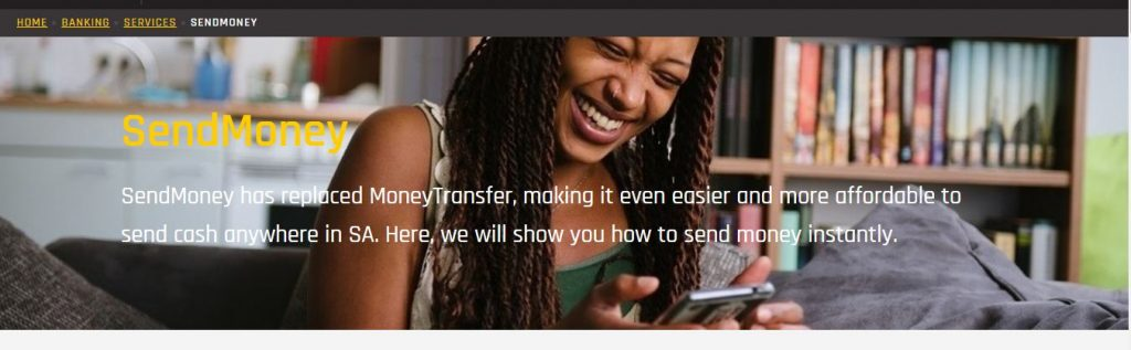 money transfer in south africa