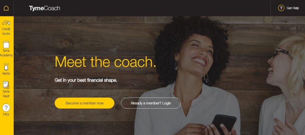 digital bank account South Africa