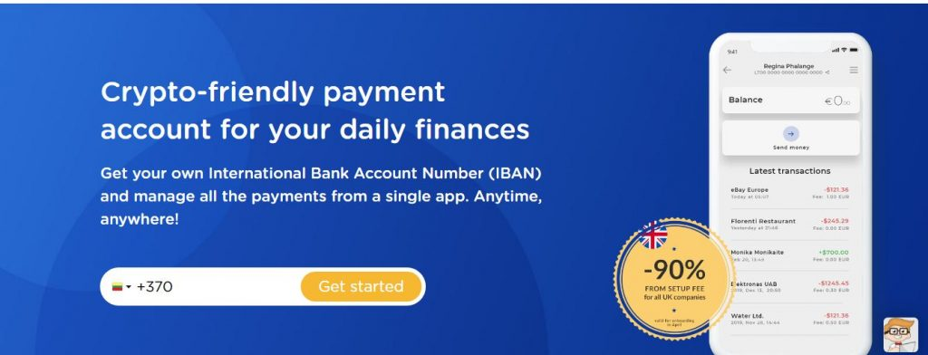 vritual bank cryptocurrency