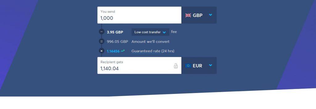 money transfer online