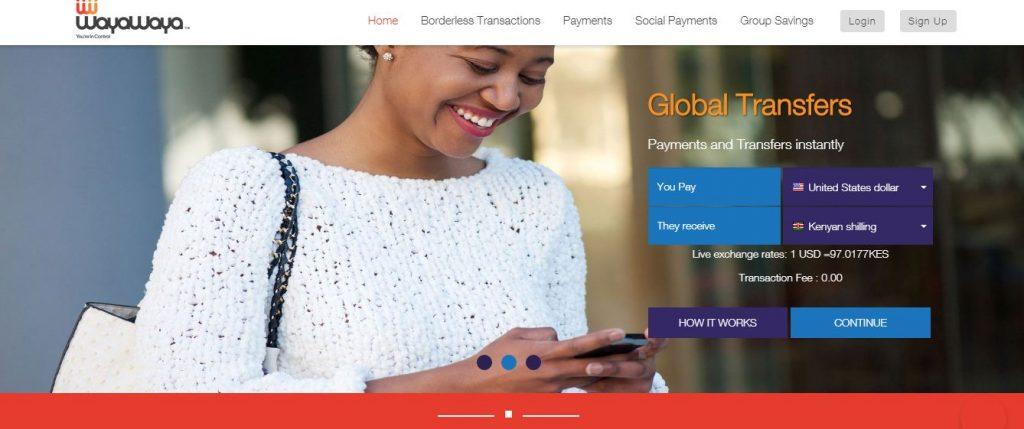 fintech startup in kenya