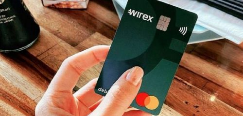 Wirex: Crypto and Traditional Currency Virtual Account With Mastercard