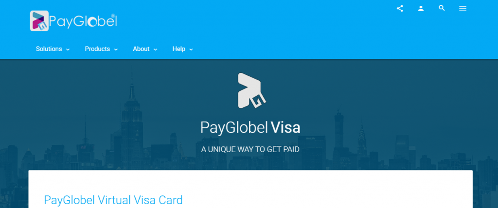 virtual card for paypal verification
